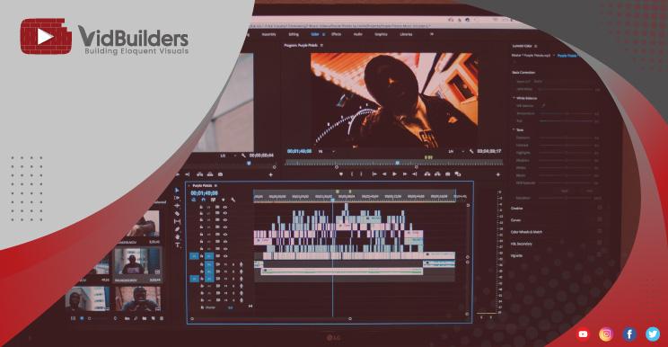 How VidBuilders Help You Build Eloquent Visuals?