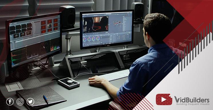 VidBuilders Revealing the Secrets of Professional Video Editing
