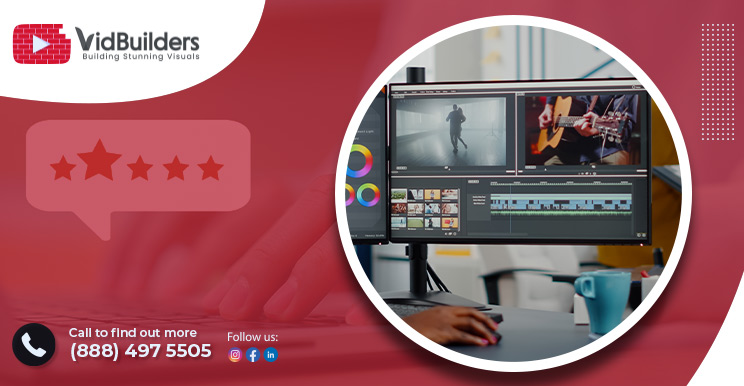 Rating VidBuilders' Video Editing Expertise: A Review by a Client